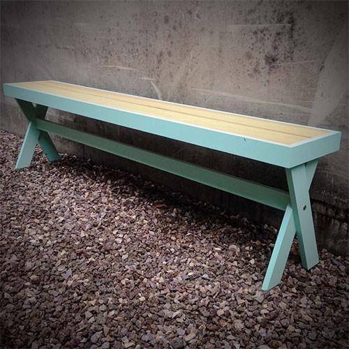 RAW Cross Bench Seat
