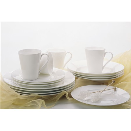 Wedding Gift Dinner Set : ... 16 Piece Rim Dinner Set Wedding Gift Registry - Easy Weddings