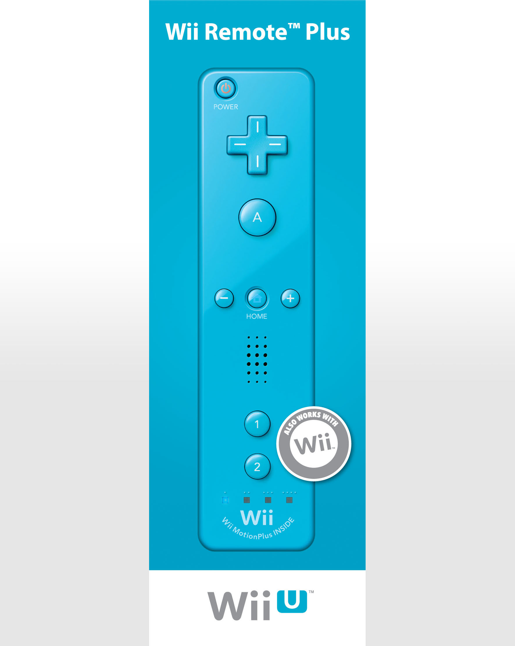 wii remote plus blue wii u wedding gift registry. Black Bedroom Furniture Sets. Home Design Ideas
