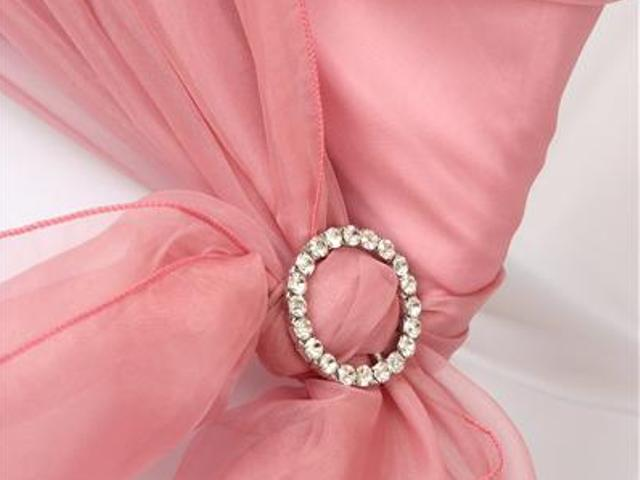 Dusty Rose Pink Sashes